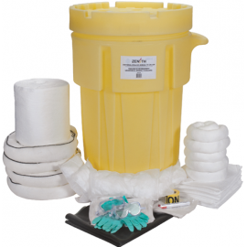 Zenith Spill Kit: Industrial Oil 95 Gallon