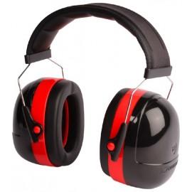 Dynamic Safety Earmuffs: wire headband
