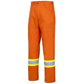 Pioneer Cotton Twill Safety Pants