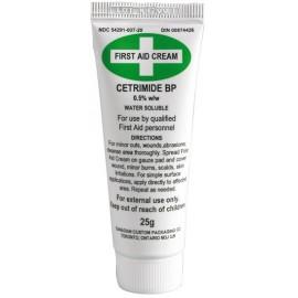 Cetrimide Antiseptic Cream: 25 gm