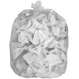 Garbage Bags - Clear