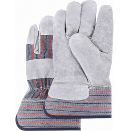 Fitters Glove: premium split cowhide, XL
