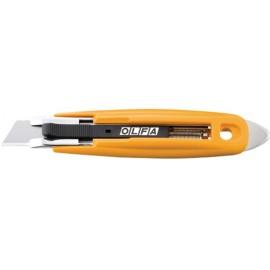 Self-Retracting Utility Knife: Olfa
