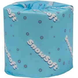 Snow Soft Bath Tissue: 2 ply, 48 rolls
