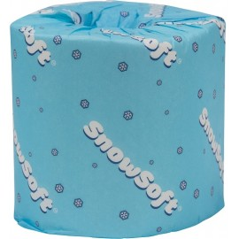 Snow Soft Bath Tissue: 2 ply, 500 shhet
