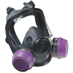 North Full Facepiece Respirator