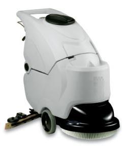 Automatic Scrubber - 10 Gal. / Brush Propelled