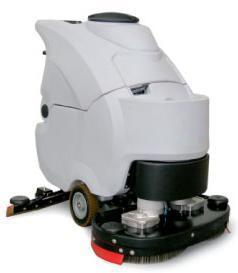 "Automatic Scrubber - 24"" Self Propelled"
