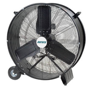 Fans: Light Industrial Drum Style