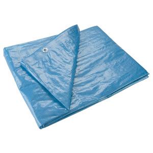 Tarpaulins - Polyethylene Blue
