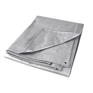 Tarpaulins - Polyethylene Silver
