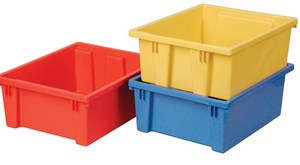 Storage Bins - Stack-N-Nest