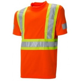Hi-Visibility T-Shirt - Orange