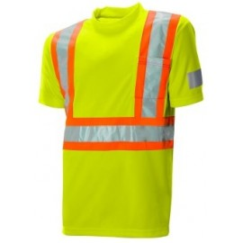 Traffic T-Shirt - Yellow
