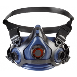 Honeywell North Half Mask Facepiece