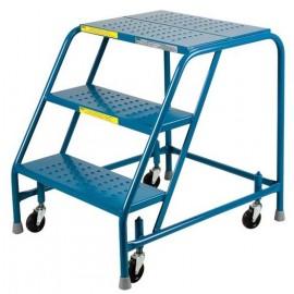 Rolling Steel Ladders - Kleton