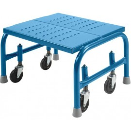 Rolling Steel Step Stand - Kleton
