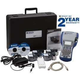 BMP41 Label Printer Facility ID Starter Kit