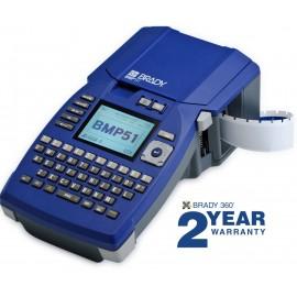 BMP51 Printer with AC Adaptor
