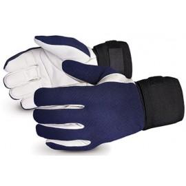 Vibrastop Goatskin Vibration-Dampening Gloves