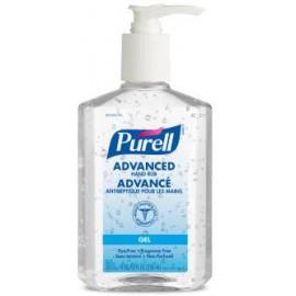 Purell Advanced Hand Rub - Pump Bottle
