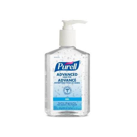 Purell Advanced Hand Rub - Flip Top