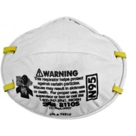 3M 8110S Particulate Respirator