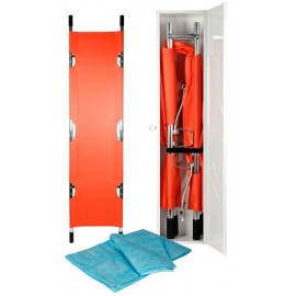 Stretcher Cabinet - Metal