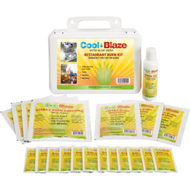 Cool Blaze Restaurant Burn Kit, Small