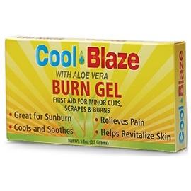 Cool Blaze Sterile Dressings