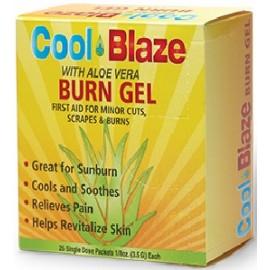 Cool Blaze Burn Gel Sachet 6 Pack