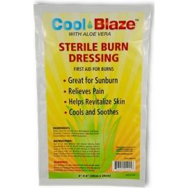 "Cool Blaze 4""x4"" Sterile Burn Dressing"