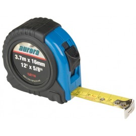 Measuring Tape: 12' (in/cm)