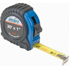 Measuring Tape: 25' (in/cm)