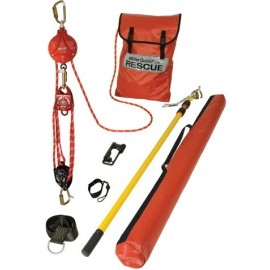 Miller QuickPick Rescue Kit 25'