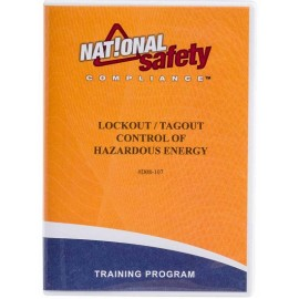 DVD - Lockout Tagout for Authorized Employees