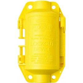 Hubbell Plugout Lockout: Large