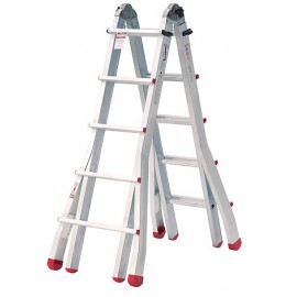 Jaws Telescopic Ladder: 18'