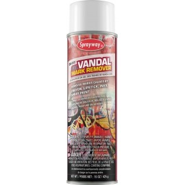 Sprayway Gel Vandal Mark Remover