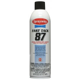 Sprayway Fast Tack General Purpose Mist Adhesive
