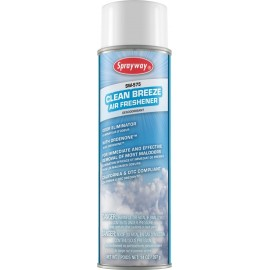Sprayway Clean Breeze Air Freshener