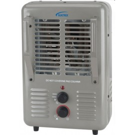 Utility Heaters - Portable Fan-Forced