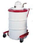 HEPA Convert-A-Drum Vacuum