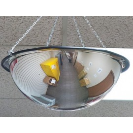 "Convex Mirror: 36"" Indoor"