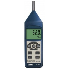REED SD Series Sound Level Meter, Datalogger