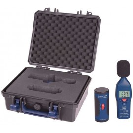 REED Sound Level Meter and Calibrator Kit