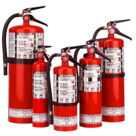 Fire Extinguisher - ABC Dry Chemical