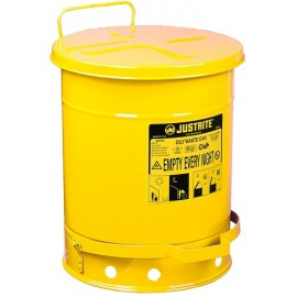 Oily Waste Can: 14 Gal (53 L)