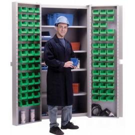 Storage Cabinet: Deep Door Combination
