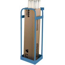 Step Ladder: Aluminum, Heavy Duty